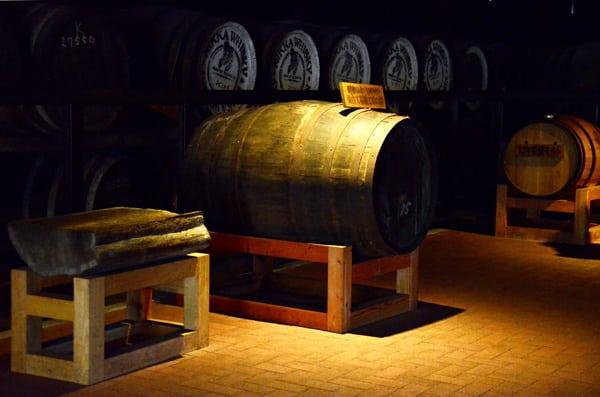 NIKKA威士忌宮城峽酒廠