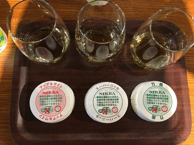 NIKKA威士忌 余市蒸餾所