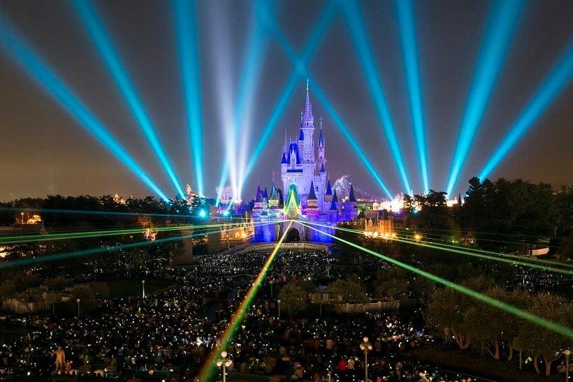 日本 東京 迪士尼樂園