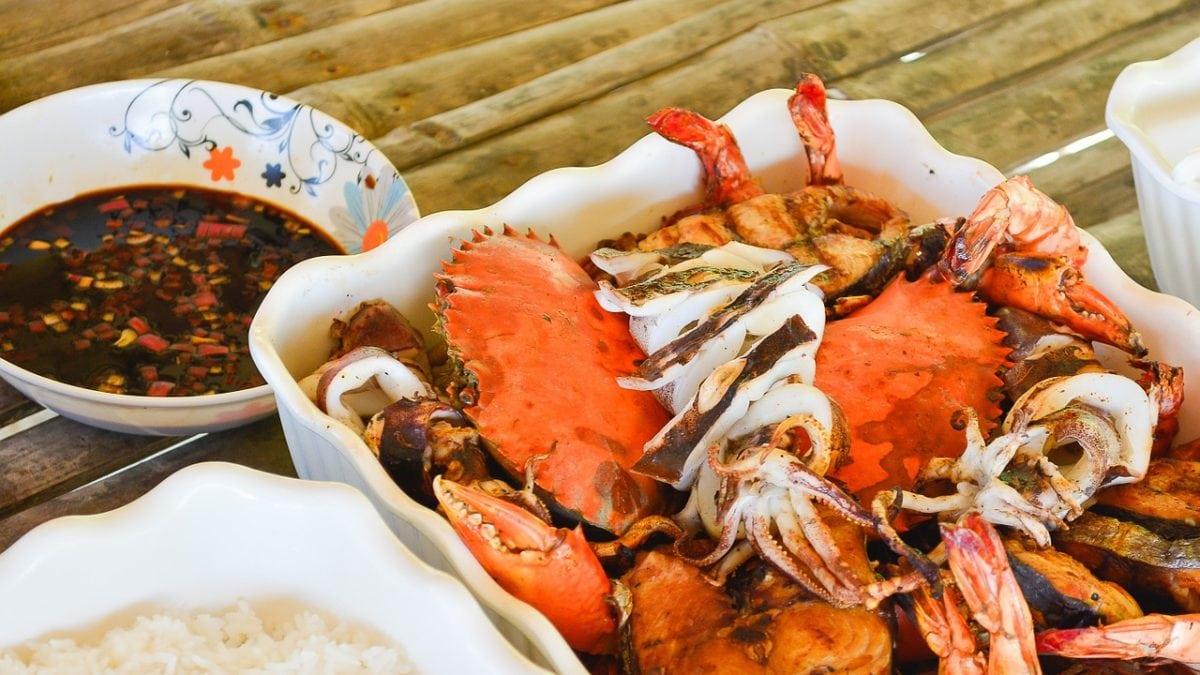 秋天就到台南吃螃蟹!5間超人氣台南螃蟹餐廳,吃到痛風也開心