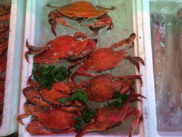 大螃蟹燒烤海鮮餐廳