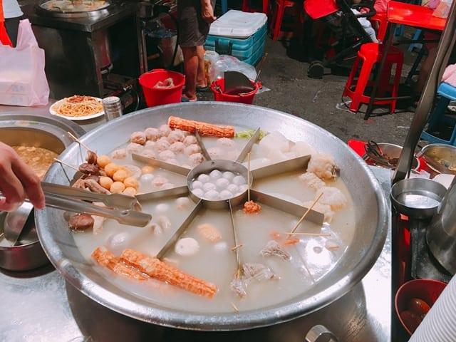上福關東煮