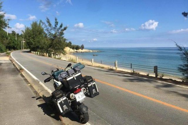 沖繩海岸之旅