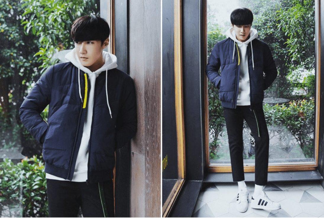PocoPlus 冬季男士韓版棉衣外套
