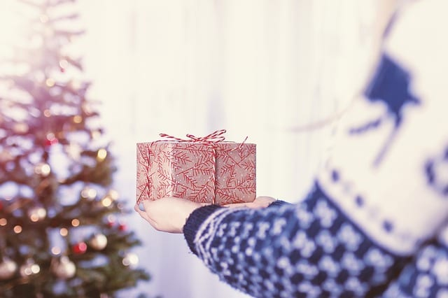 傳聖誕禮物