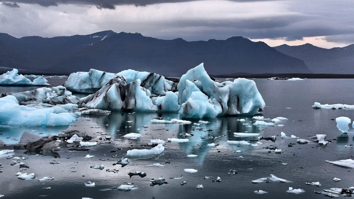 一生一次,冰島旅遊必去景點:藍湖、冰河湖…電影找得到的自然景觀!