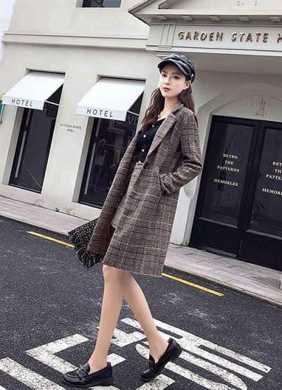 yahoo購物中心格紋短裙