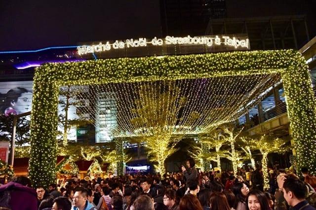 台北耶誕季