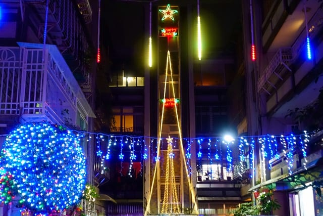 吉慶聖誕巷