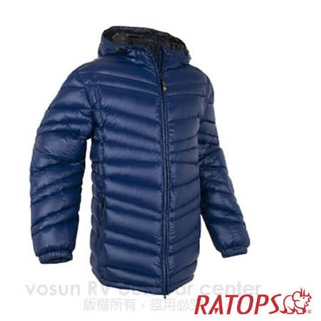 【瑞多仕-RATOPS】超輕羽絨衣.羽絨外套