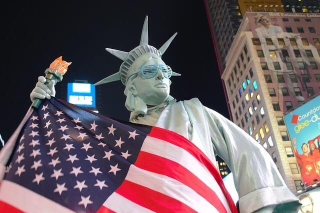 美國獨立紀念日