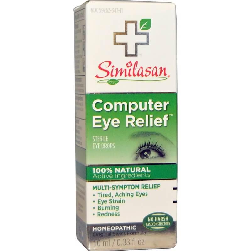 Similasan 電腦眼舒緩 無菌滴眼液
