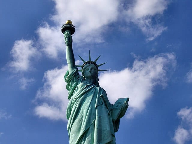 美國觀光景點