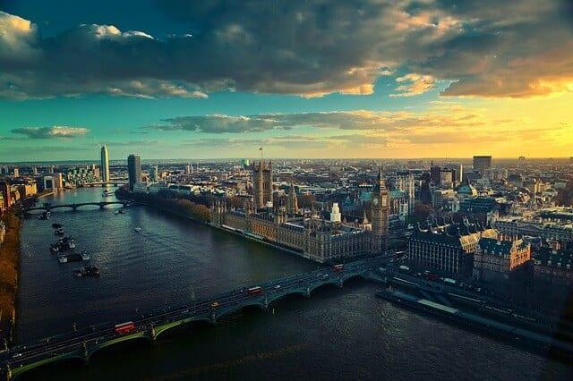 英國觀光景點