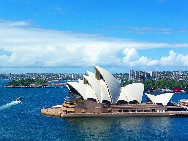 澳洲觀光景點