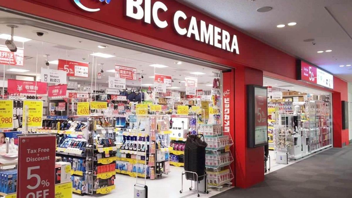 日本購物 bic camera優惠折價券下載最高15%優惠教學+必買電器推薦