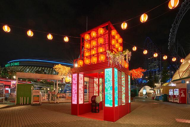 東京巨蛋 聖誕 點燈