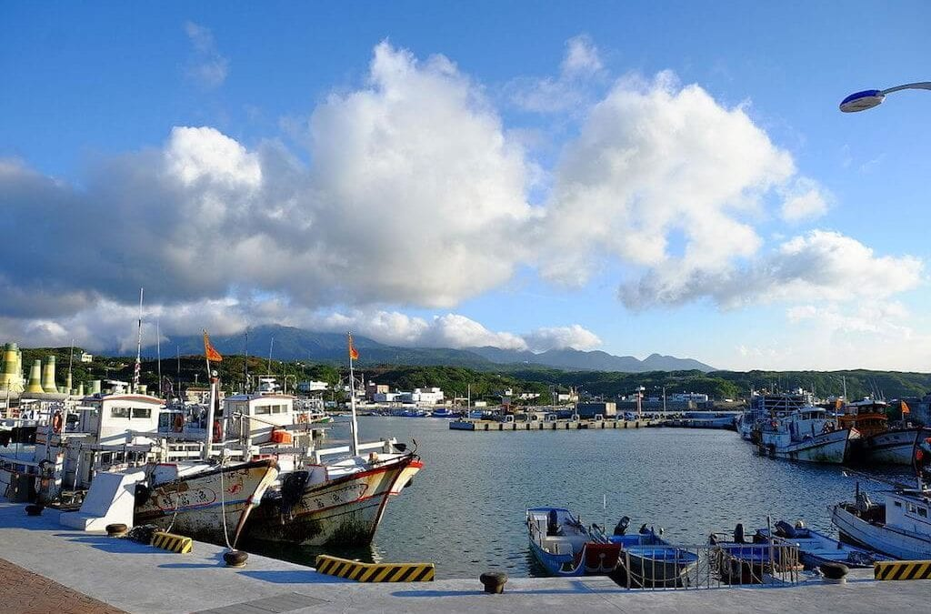 台東富岡一日遊:富岡漁港、小野柳、加路蘭附近景點帶你走透透