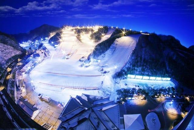 Elysian滑雪度假村