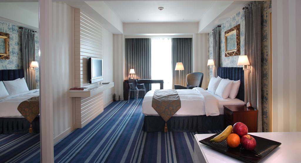 台北維多麗亞酒店