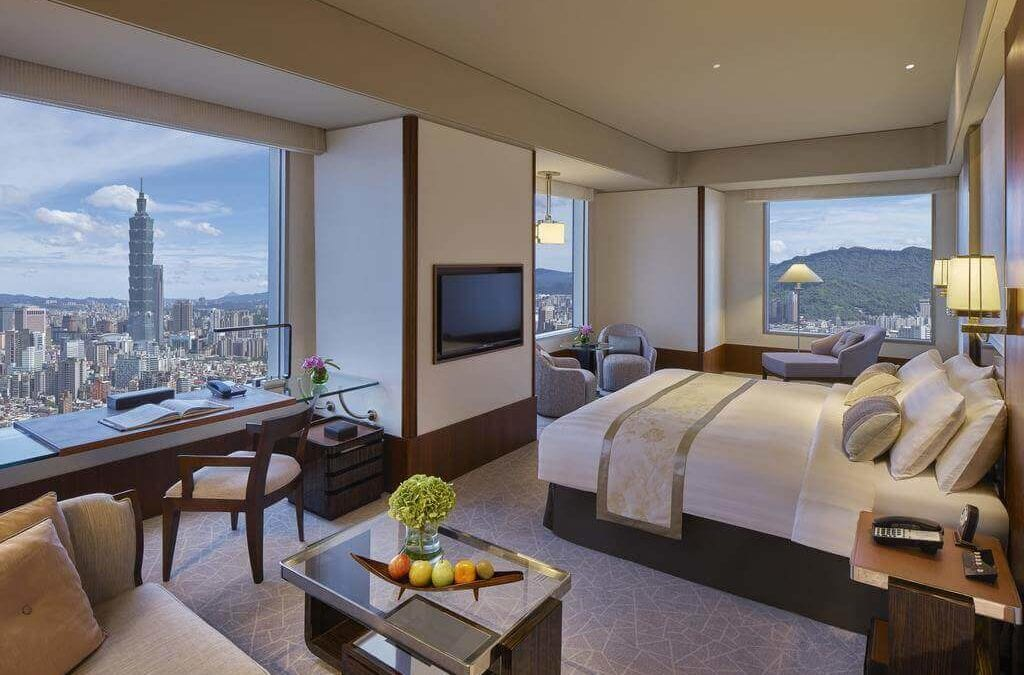 跨年特輯:台北跨年住宿飯店推薦,101煙火躺著看最浪漫