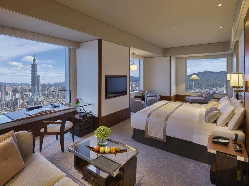 台北香格里拉酒店