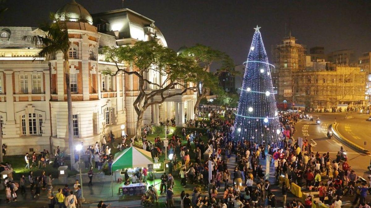 2018 台南聖誕節活動懶人包!聖誕樹、聖誕點燈、耶誕打卡熱點一次報