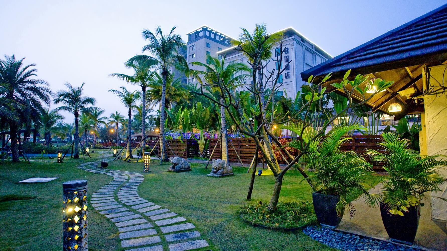 台南桂冠酒店