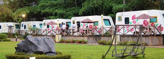 台灣露營車住宿