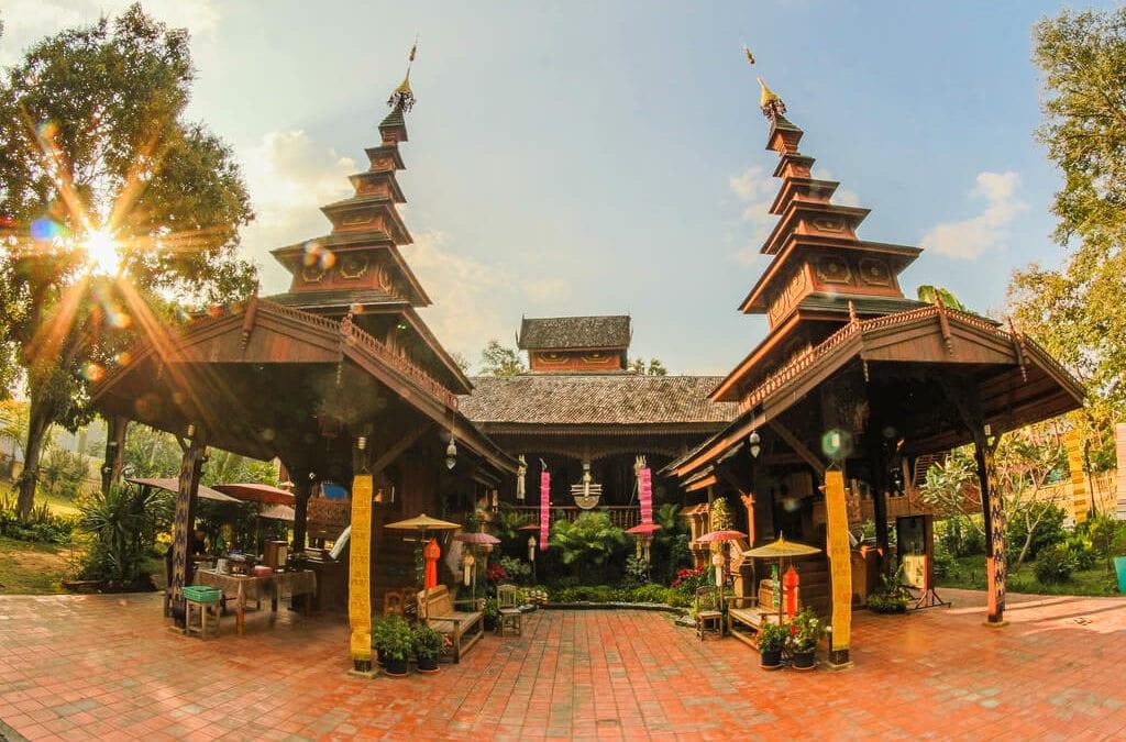 2019泰國節日:水燈節、潑水節、大城遺產節..等5大泰國慶典深度遊