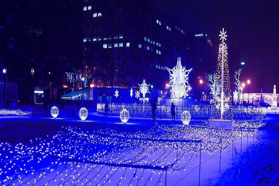 札幌燈彩節