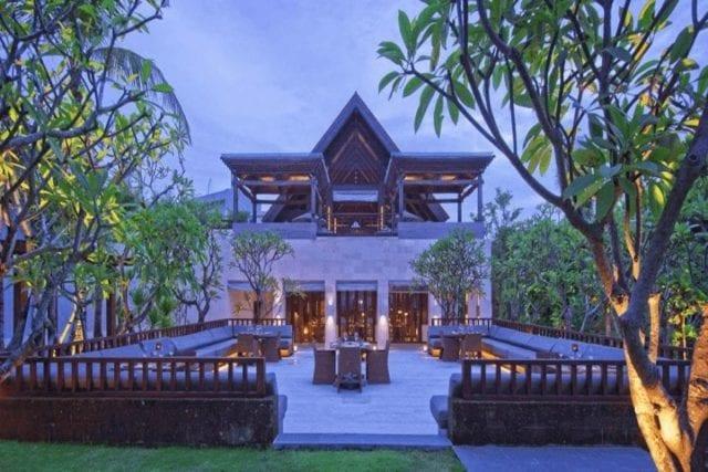 峇里島薩努爾菲爾蒙特飯店