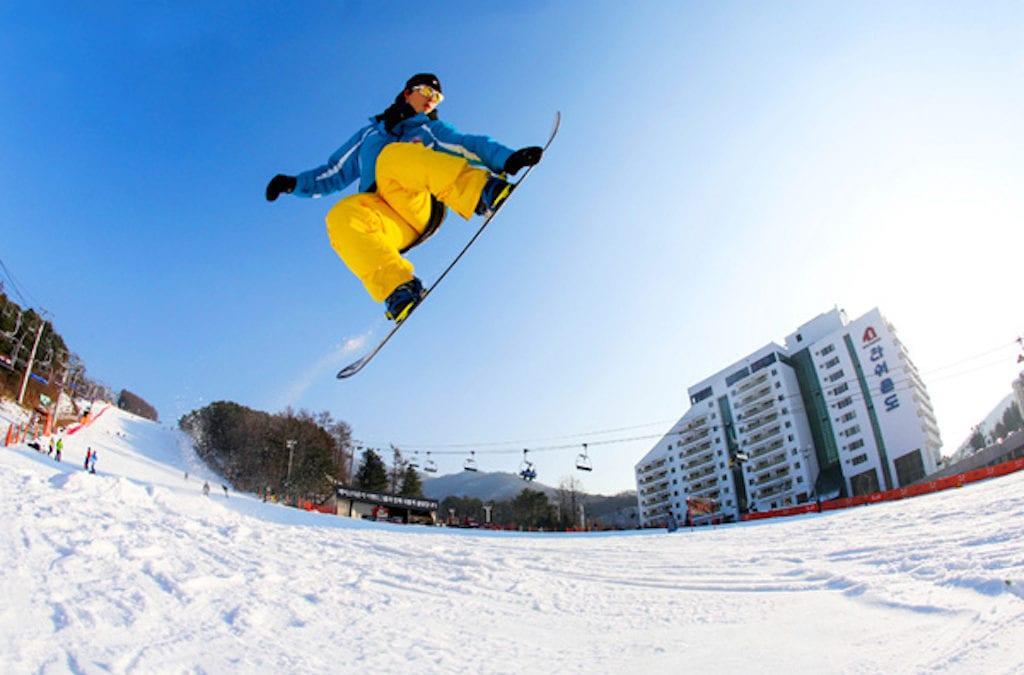 韓國滑雪自由行:京畿道滑雪場&度假村推薦top5,首爾1小時可達