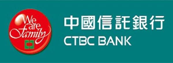 中國信託logo
