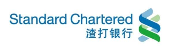 渣打銀行logo