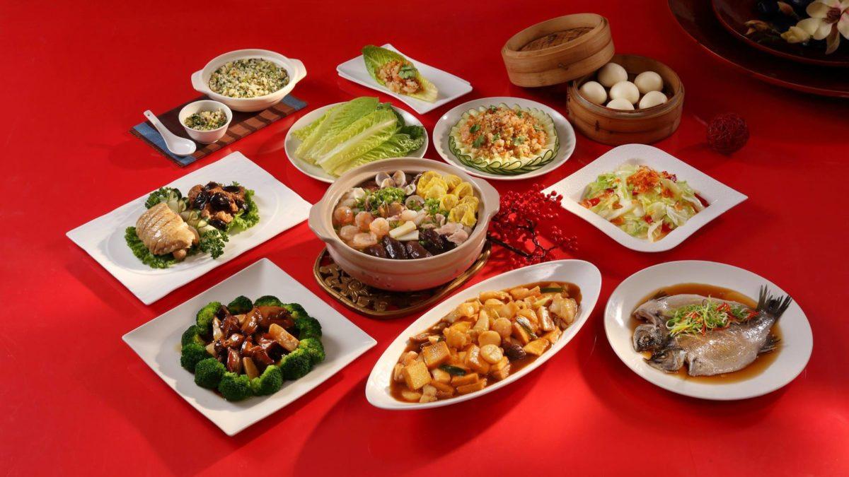 2021 台中年夜飯餐廳推薦,外帶年菜、除夕圍爐即刻下訂超划算