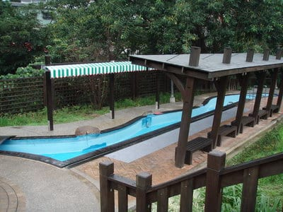 泉源公園泡腳池