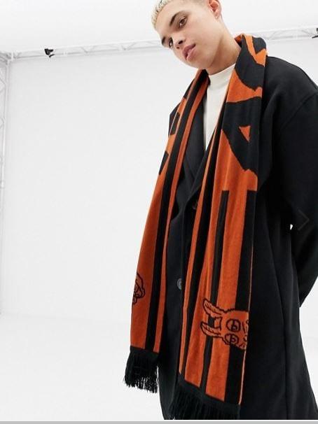 ASOS圍巾