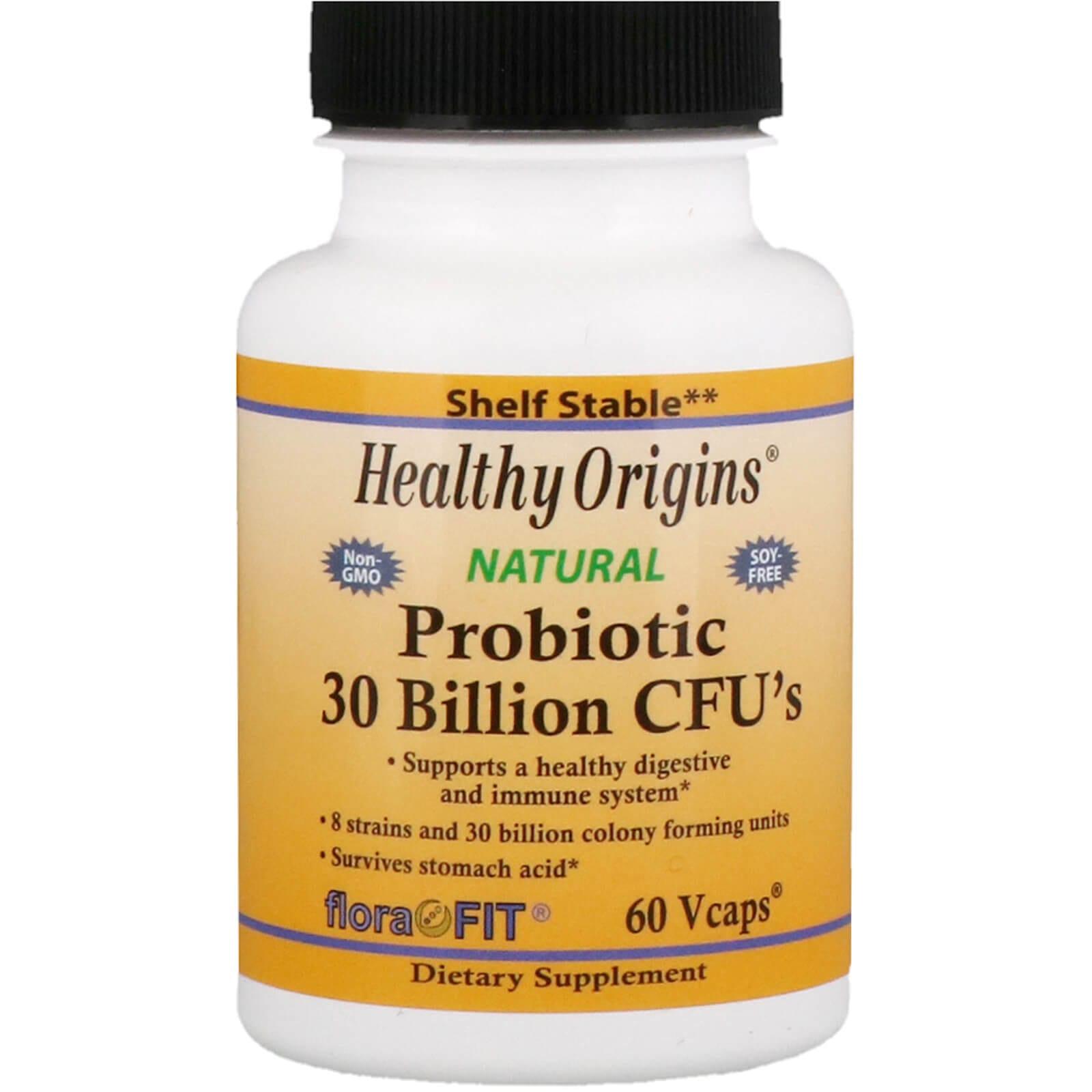 Healthy Origins益生菌