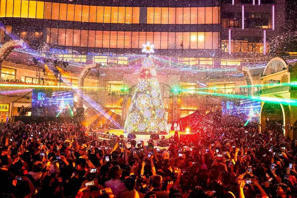 信義區聖誕活動