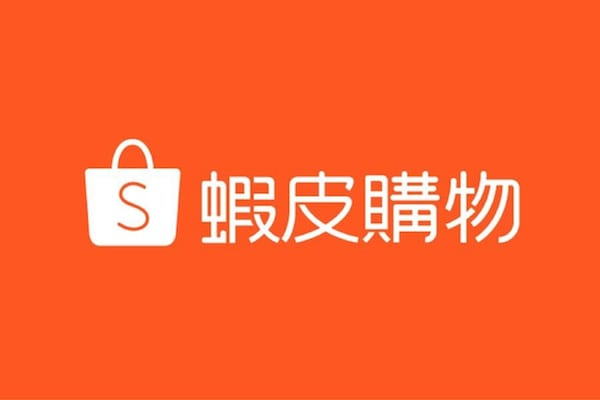 蝦皮購物logo
