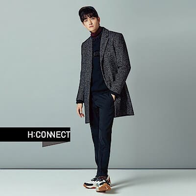 Hconnect毛衣