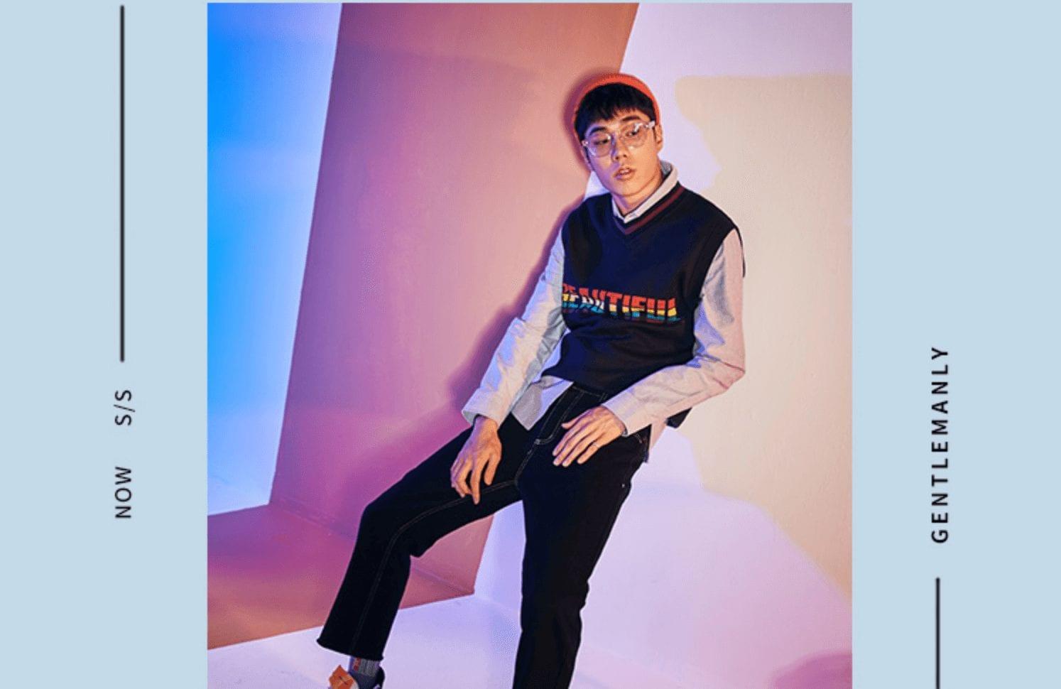 韓系毛衣背心