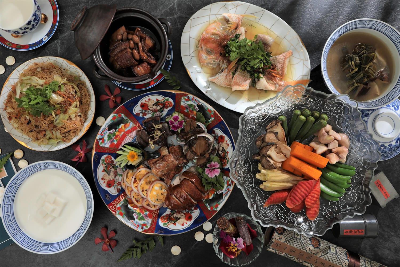台北初二餐廳 山海樓套餐