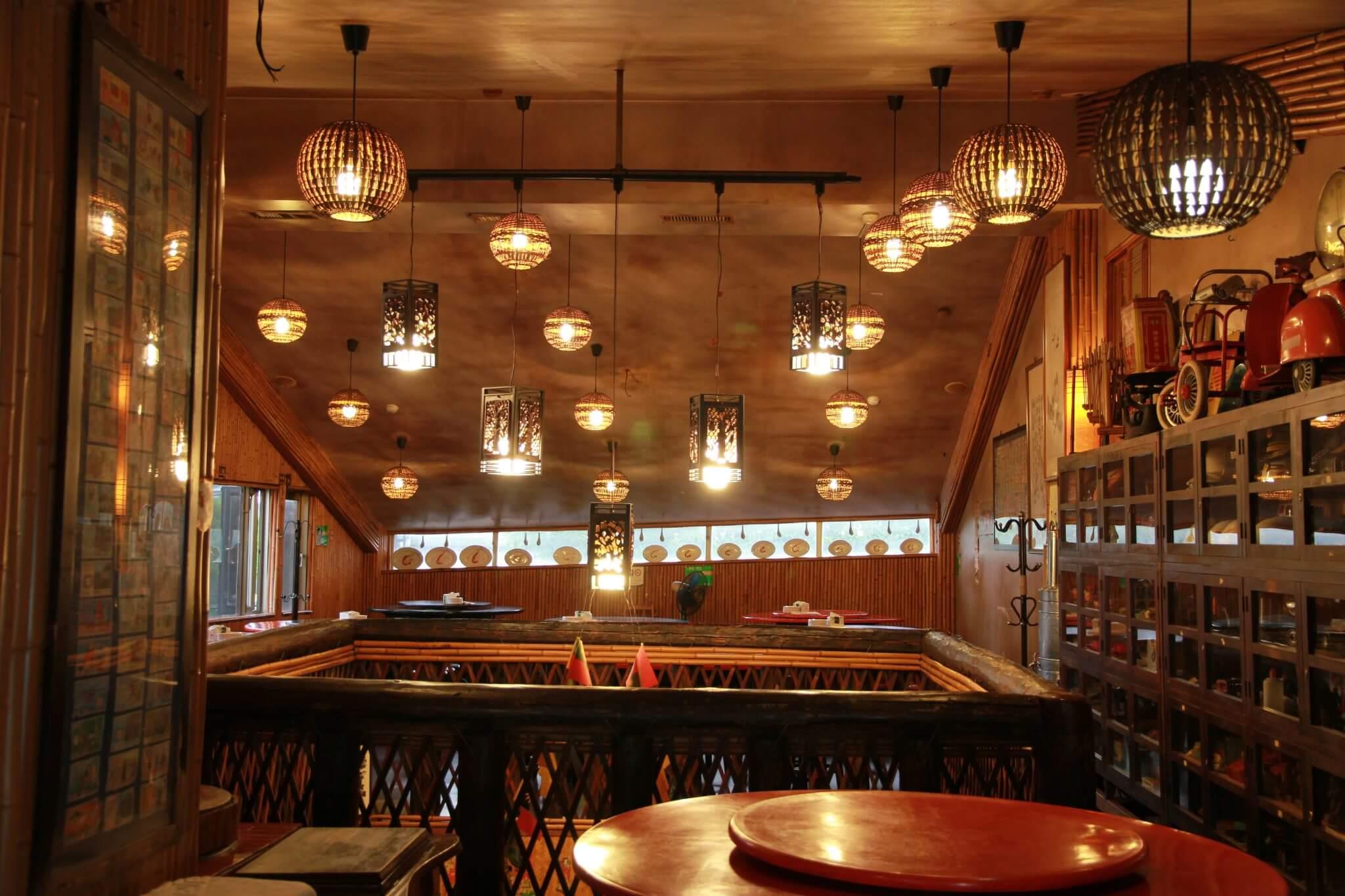 台北初二餐廳磚窯