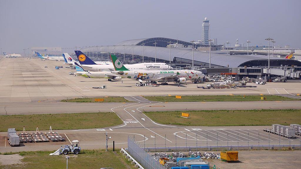 日本自由行 關西機場地圖,一篇懂出入境、航廈資訊、郵局、交通方式