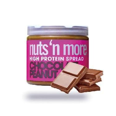nuts'n more可可口味花生醬