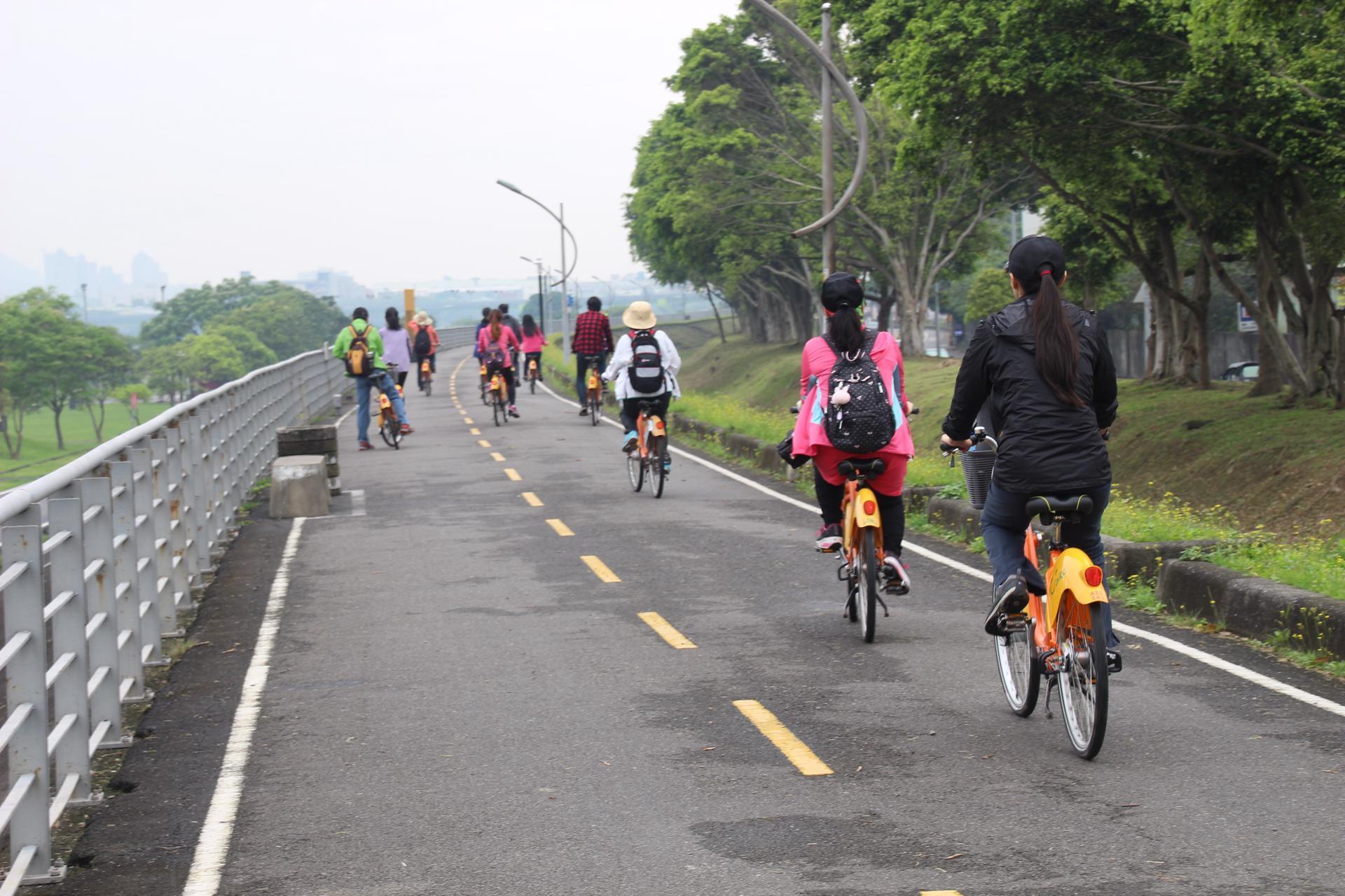 大漢溪自行車道