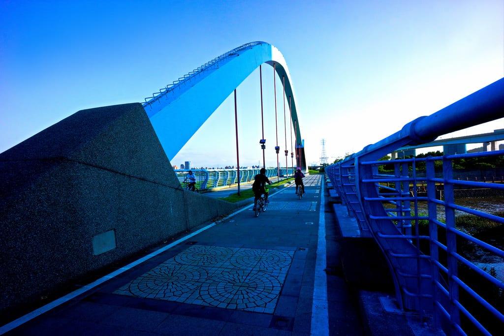 關渡自然公園自行車道