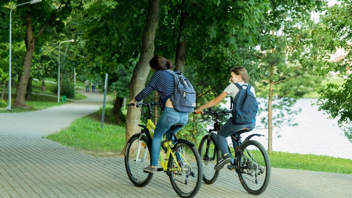 北台灣單車之旅~台北河濱自行車道推薦top10,約會、親子出遊都好玩